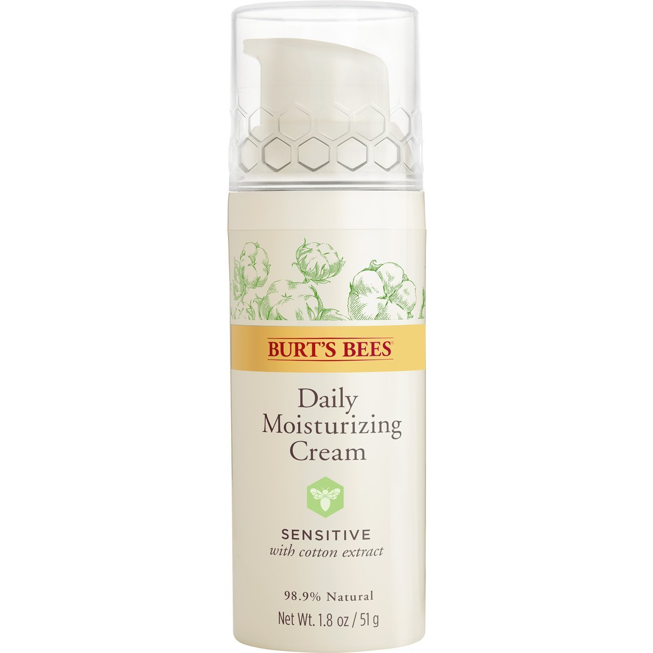 Burt's Bees Daily Face Moisturizer for Sensitive Skin, 1.8 Ounces by Burt's Bees (Image #8)
