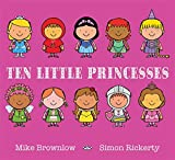 img - for Ten Little Princesses book / textbook / text book