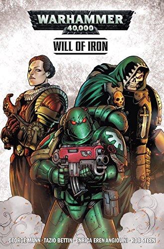 Warhammer 40,000 Vol. 1: Will of Iron
