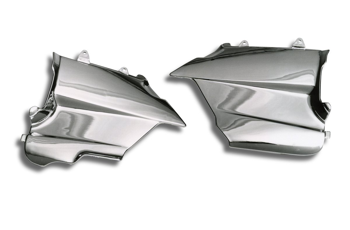 Show Chrome Accessories 2-415 Engine Lower Side Cover