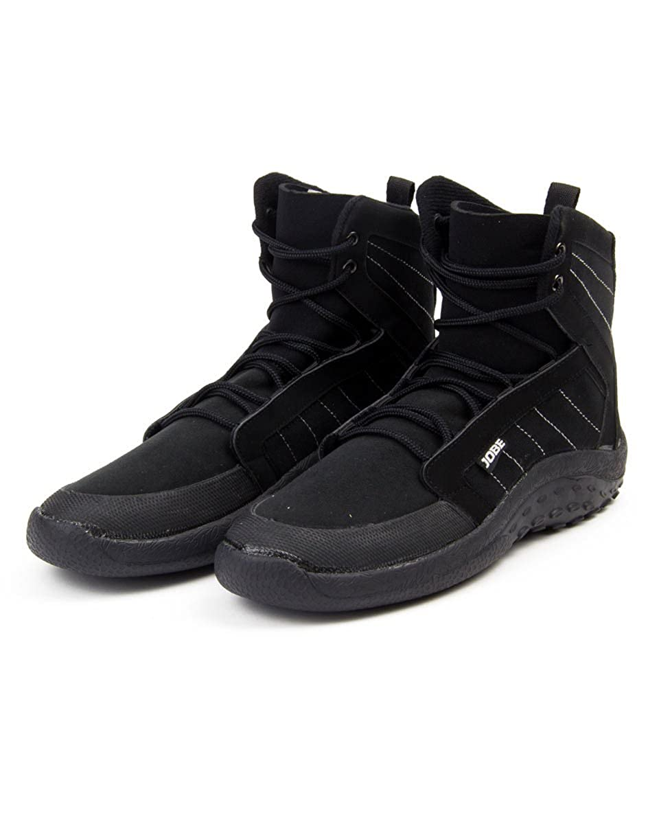 JOBE メンズ ウォーター ブーツ MEN NEOPRENE WATER BOOTS BLACK (並行輸入品) 30.0 cm ブラック(BLACK) B07FZNGSPV