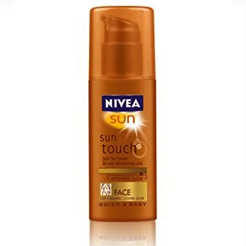 nivea sun touch self tan lotion