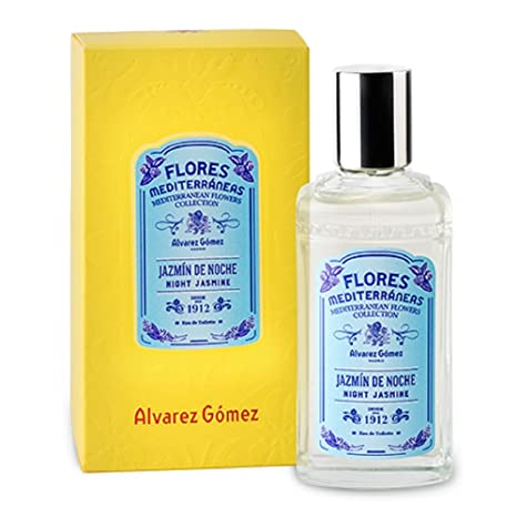 Amazon.com : Alvarez Gomez Perfumes Mediterranean Flowers Eau de Toilette Spray, Lilac & Mimosa, 2.7 Fluid Ounce : Beauty
