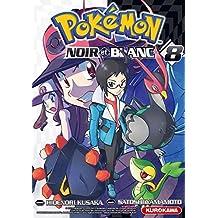 Pokémon - N° 8: Noir et blanc