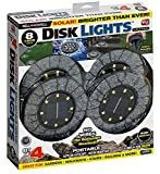 Bell+Howell Disk Lights Stone – Heavy Duty