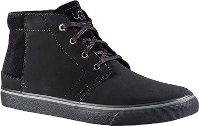 UGG Men's Colin High Top Sneaker,Black,US ...