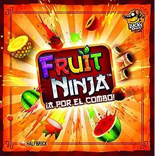 Fruit Ninja: Lucky Duck Games: Amazon.es: Juguetes y juegos