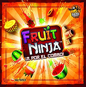 LAST LEVEL- Fruit Ninja Combo Party Castellano, Multicolor ...