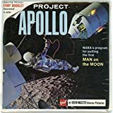 ViewMaster -Project Apollo - ViewMaster Reels 3D - from the 1960s - factory sealed