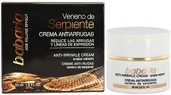 Babaria Snake Venom Anti wrinkle Cream - Veneno de Serpiente Crema Antirrugas 50ml