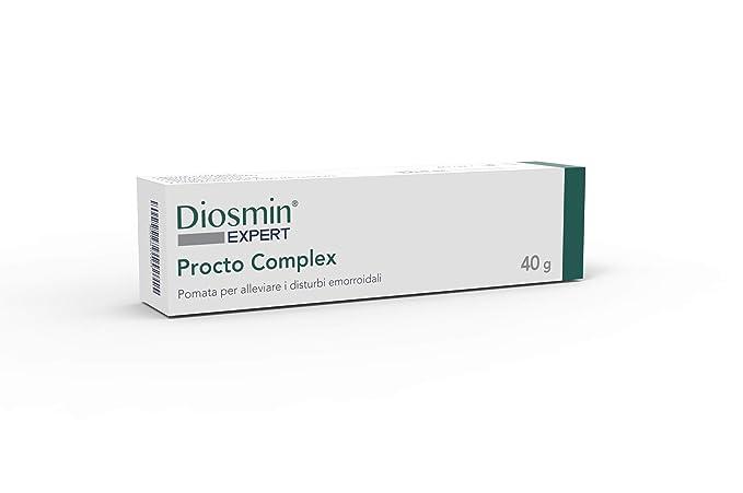 Dulàc - Diosmin Expert - Procto Complex - Crema específica para las hemorroides - Con diosmina, escina, centella asiática, hipérico, castaño de Indias ...