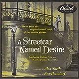 A STREETCAR NAMED DESIRE - SOUNDTRACK - (4) 7