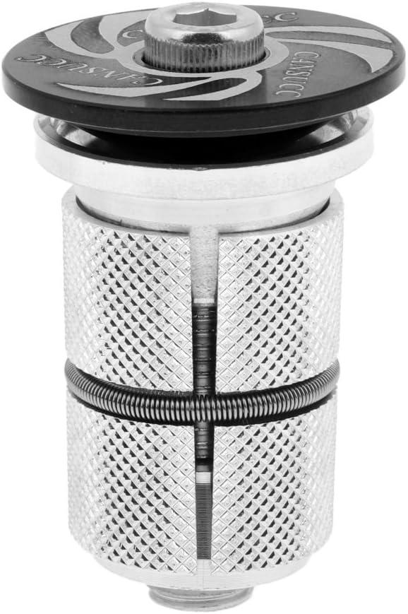 Sharplace Vis Bouchon de Direction de V/élo Bicyclette en M/étal Accessoire Remplacement V/élo