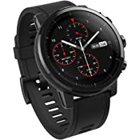 Amazfit Stratos Multisport Smartwatch With VO2max (Black)