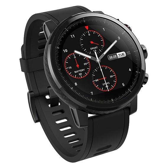 c5e3013432c8 Amazon.com  Amazfit Stratos Multisport Smartwatch with VO2max