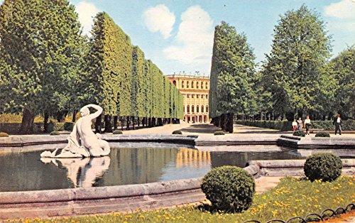 Schoenbrunn Castle Vienna Austria Postcard