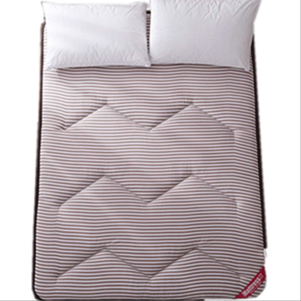G 折りたたみ式マットレス、家庭用畳、純粋な低刺激性保護マット (色 : A, サイズ さいず : 150x200cm) 150x200cm A B07RKT5N5F