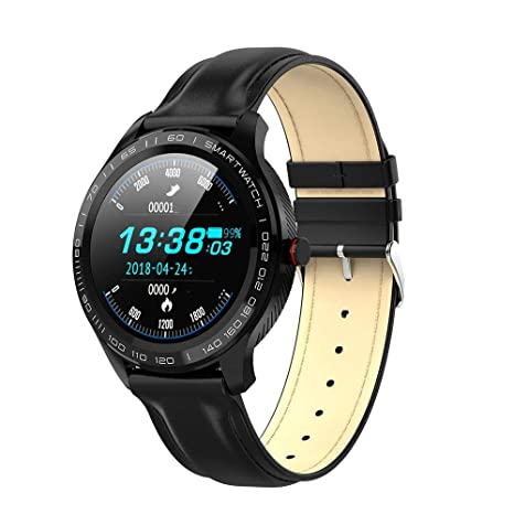 L9 Smart Watch Men ECG+PPG Heart Rate Blood Pressure Oxygen Monitor IP68 Waterproof Bluetooth Smartwatch VS L5 L7 L8