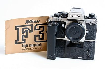 amazon com nikon f3 t with hp finder md f motor drive and rh amazon com hp photosmart m425 camera manual hp q2164a camera manual