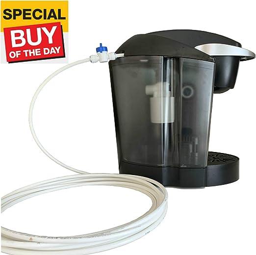 HiBREW - Máquina de café con sistema de recambio automático ...
