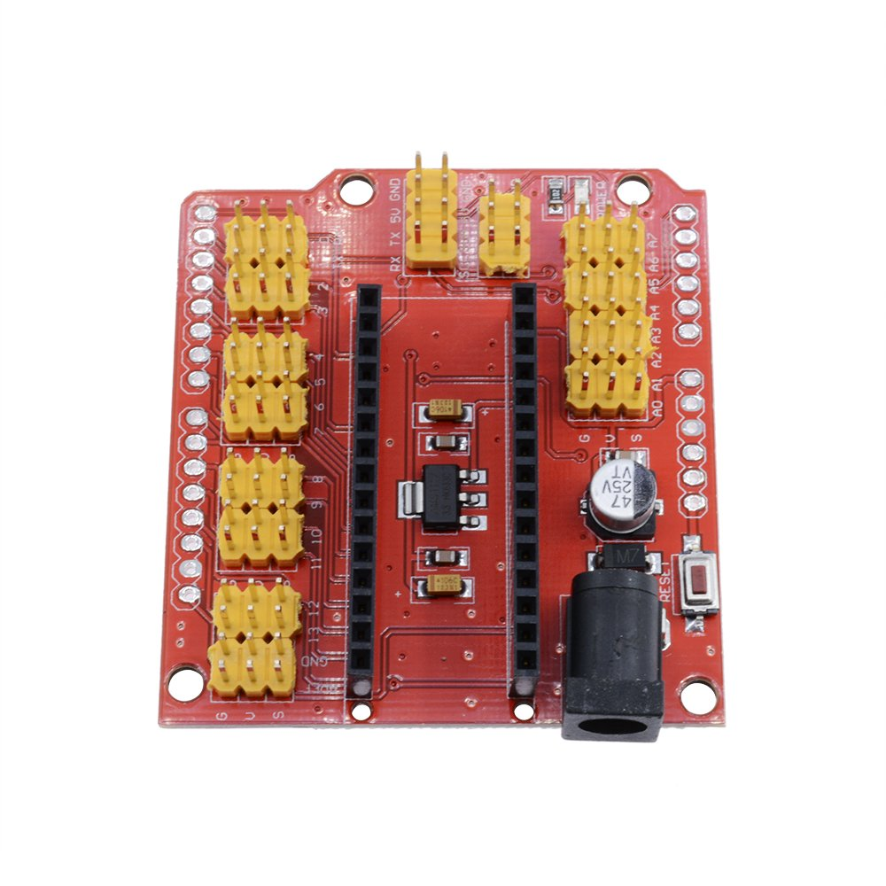 diymore Nano Expansion Prototype I/O Shield Extension Board for Arduino Nano V3.0 by diymore (Image #5)