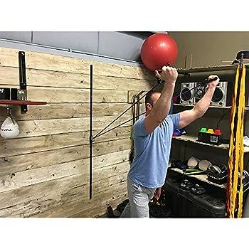 Amazon Com Anchor Gym H1 Workout Wall Mount Strap Anchor