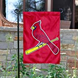 "MLB St. Louis Cardinals Sports Team Logo Garden/Window Flag 15"" x 10.5"""
