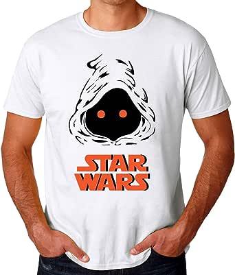 Star Wars Chief Jawa Camiseta para Hombres: Amazon.es: Ropa y accesorios