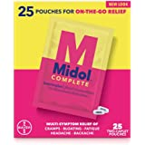 Midol Complete  On The Go, with Acetaminophen, for Menstrual Period Symptoms, Including Premenstrual Cramps, Pain, and Headac