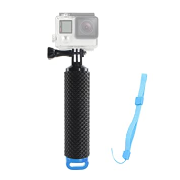Geila flotante Mano Grip trípode Stick impermeable mango de espuma flotador Pole (azul): Amazon.es: Deportes y aire libre