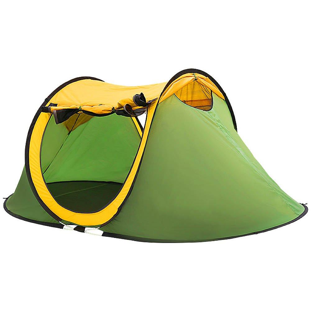 Zelt Im Freien, Zelt Für 2 Personen 1 Sekunde Geschwindigkeit Offen Feld Camping Automatische Anzug Mit Großen Öffnungen Portable Kuppelzelte Paar-zelt