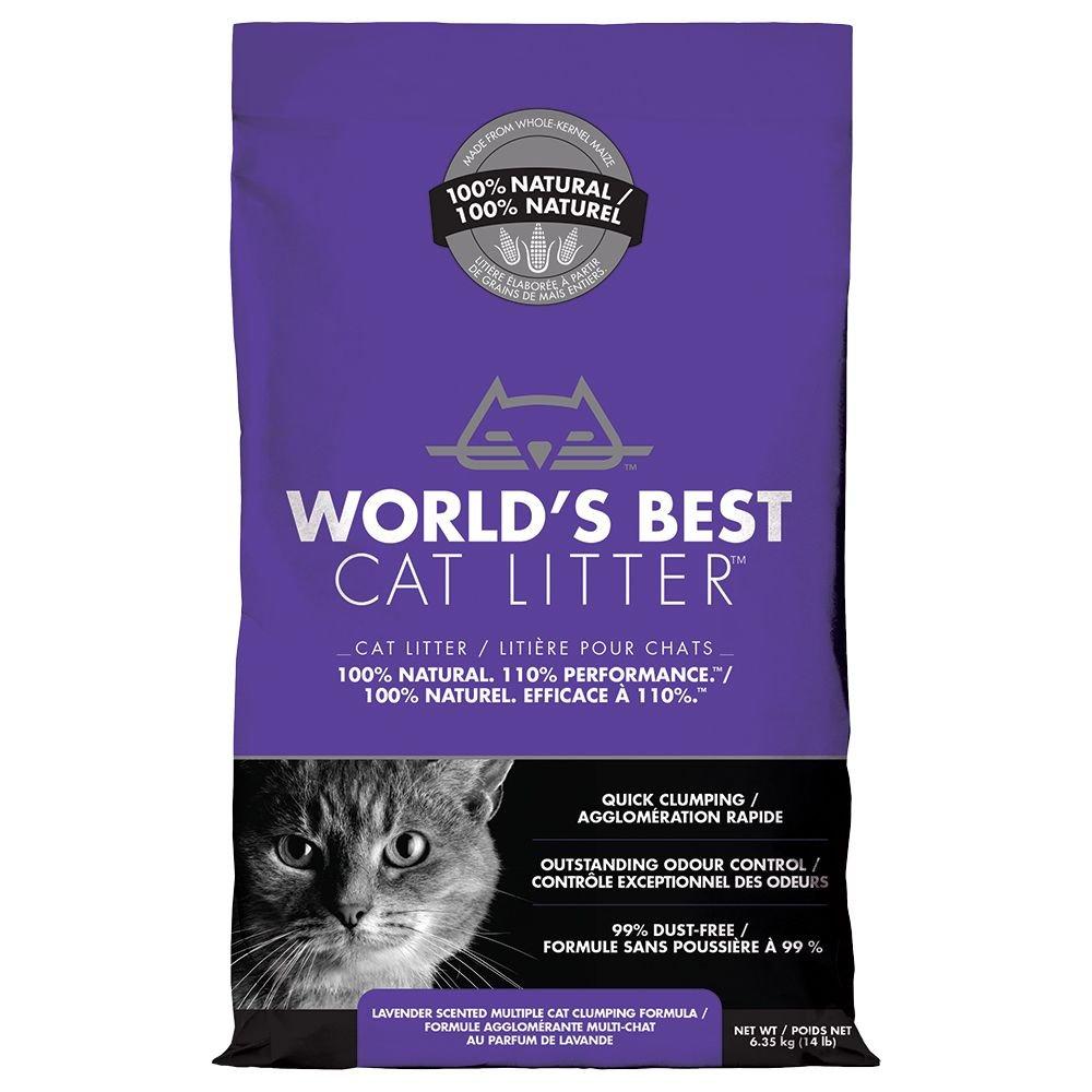 Worlds Best Cat Litter, 12.7kg, Extra Strength WB12.7KGES
