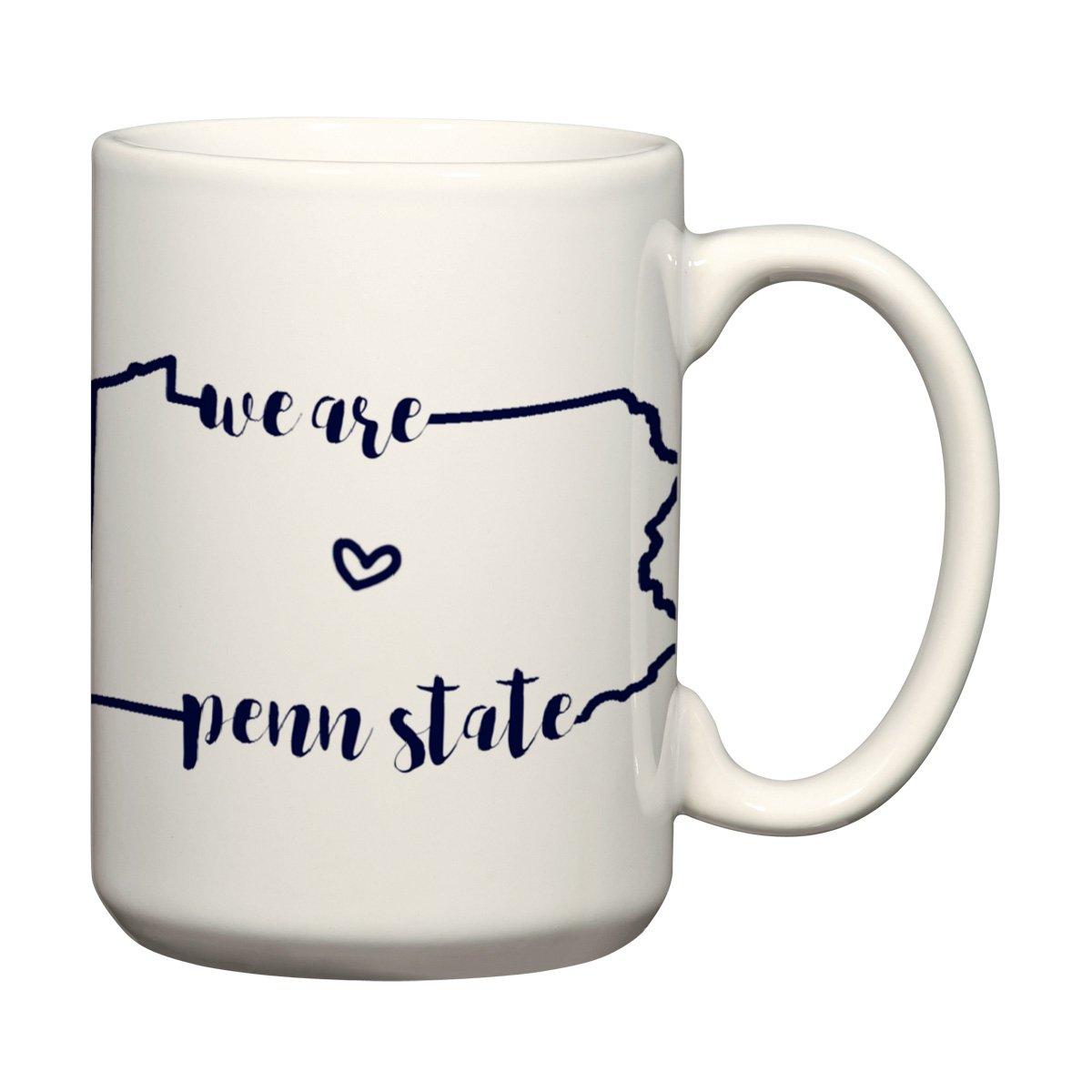 We Are Penn State Mug Pennsylvania Coffee Mug PSU Nittany Lions University Gifts 15 oz Coffee Mug