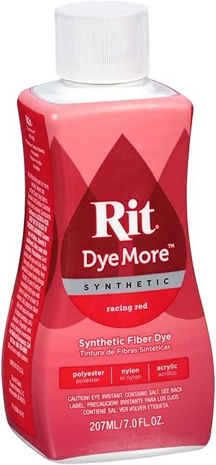 Rit DyeMore Tinte líquido para sintéticos, fórmula Avanzada ...