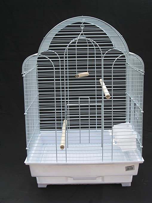 Dahak Internacional Ltd Jingles Jaula de pájaros para pájaros ...