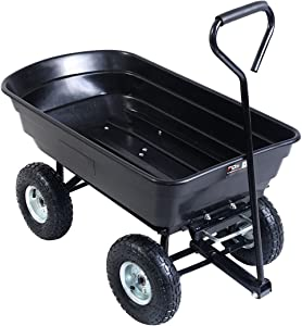 Best Dump Cart For Lawn Tractor Reviews of 2021 – Buying Guide 2