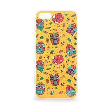 quite nice c7892 dd1ab Chumbak Owl Party iPhone 5 Case: Amazon.in: Electronics