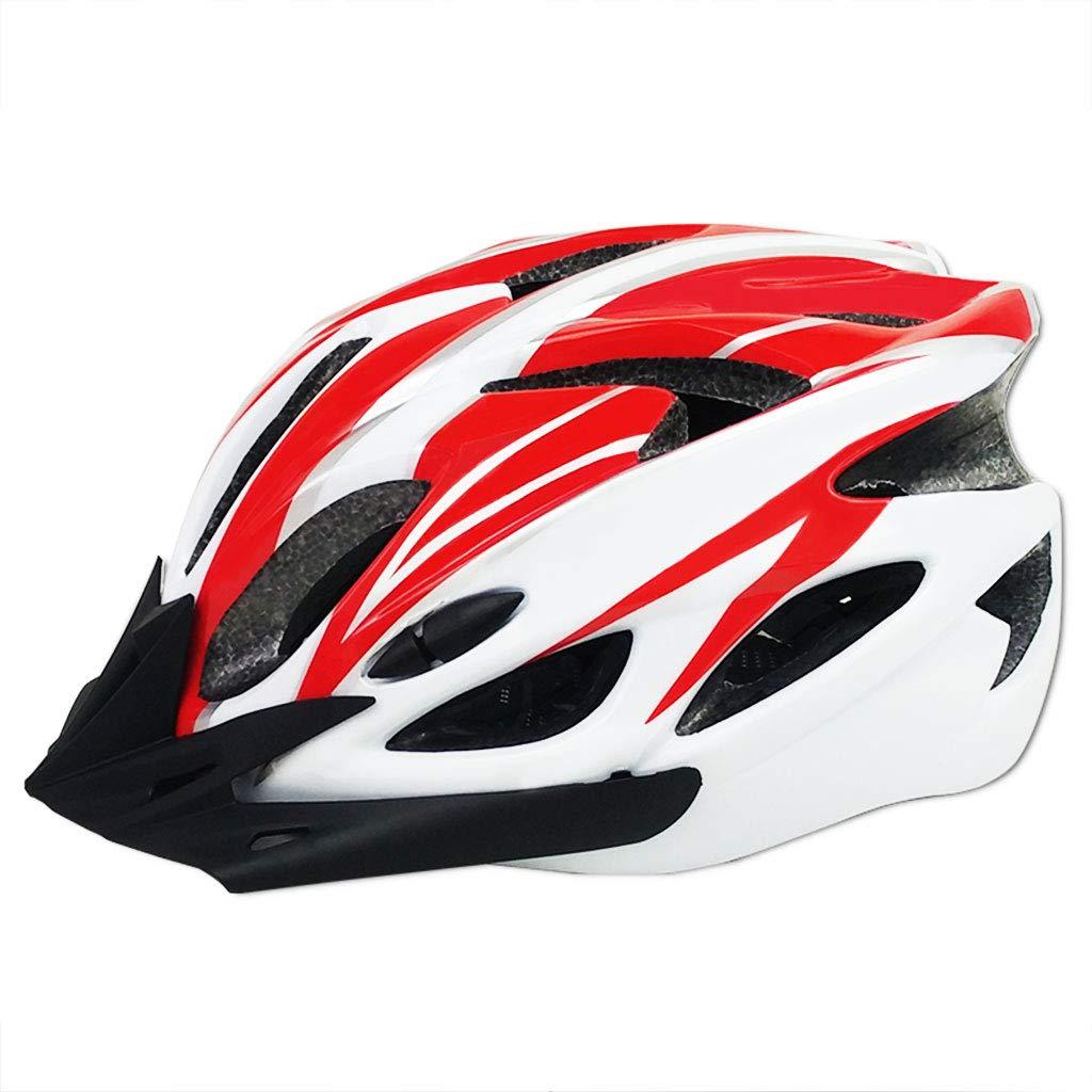 Equipaggiamento protettivo sportivo Uomini e donne adulti di pattinaggio di velocità del cappello professionale del pattinaggio a rotelle del casco di pattinaggio a rotelle ( colore   rosso )