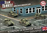 Scorpion or Scimitar Troop SW