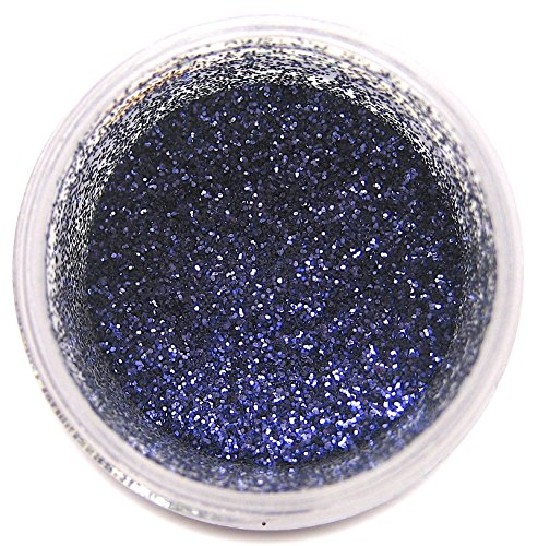Royal Purple Disco Glitter Dust, 5 gram container -