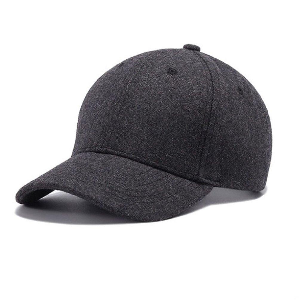 GADIEMKENSD Hat Baseball Vêtements Fashion la Laine Tissu Intérieur en Maille