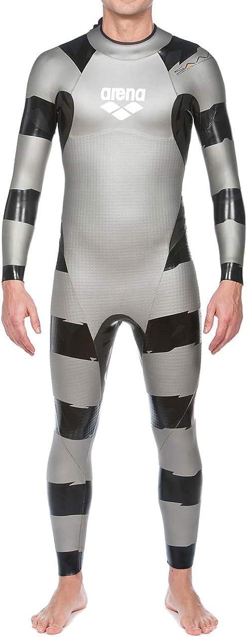 Arena Mens SAMS Carbon Swim Wetsuit