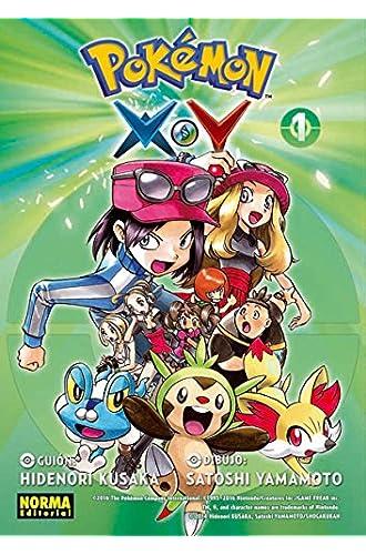Pokémon X·y 1