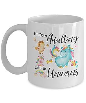 MugDrôle Mug CaféFunny Licorne Licorne LicorneÀ jLAR534