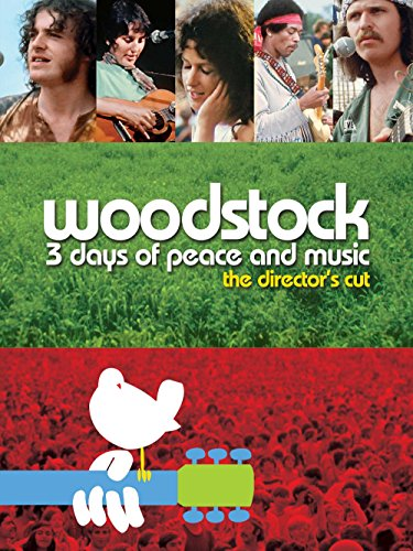 Woodstock: 3 Days of Peace and Music Director's Cut by