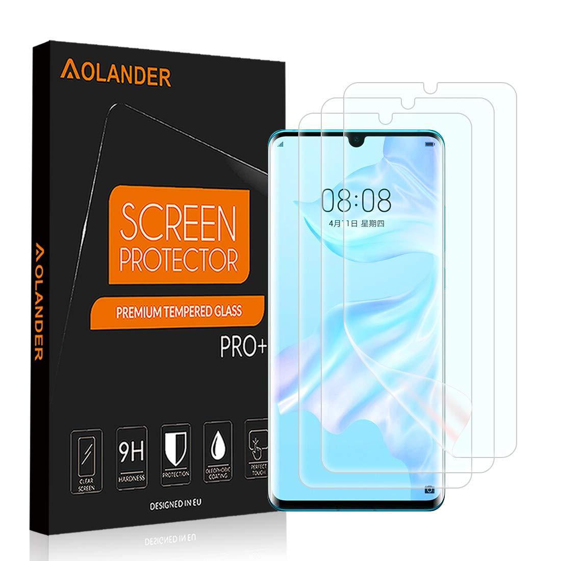 Vidrio Templado para  Samsung A80 AOLANDER [3Un.] (7RJGGQTW)