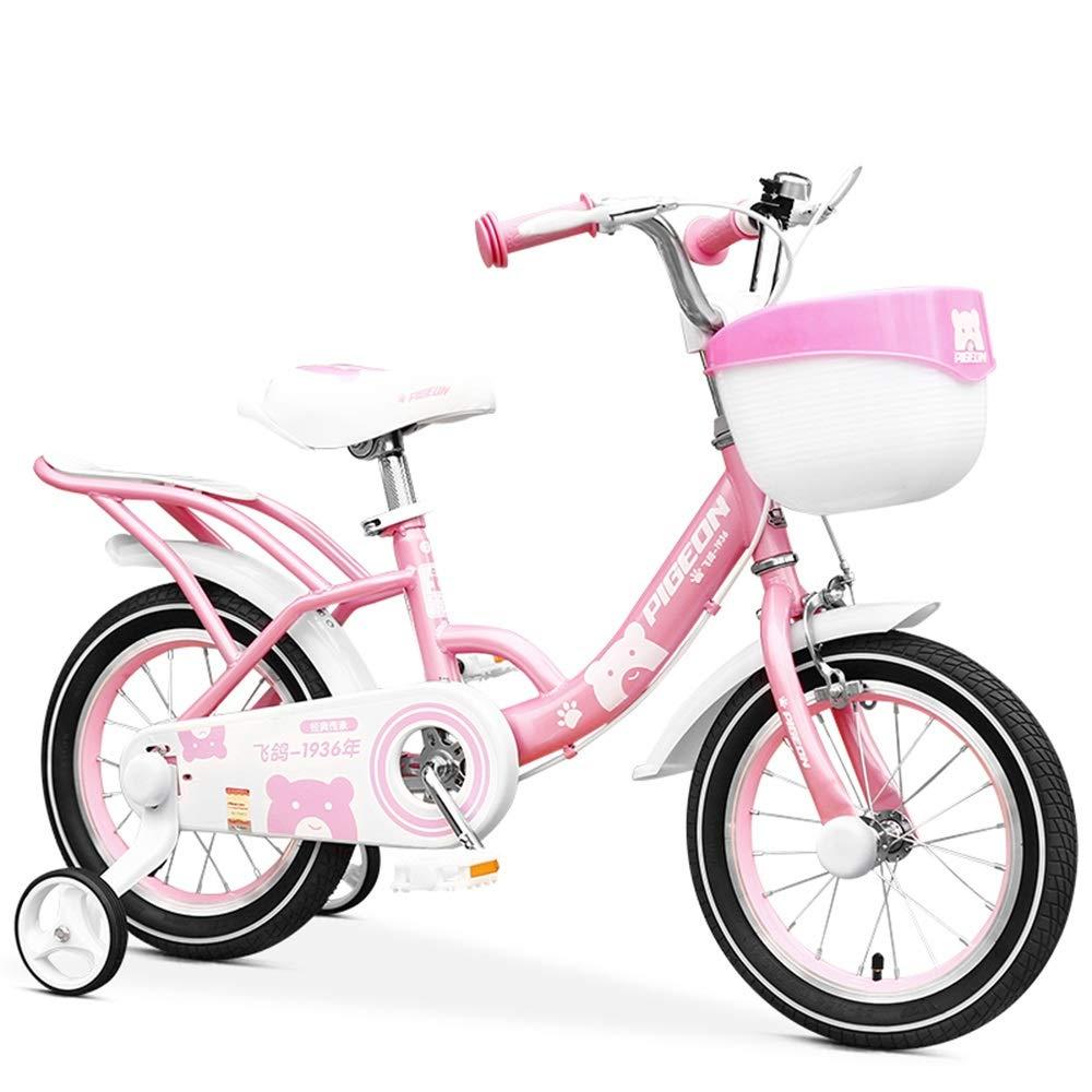 Bicicletas ZX Infantiles, Adecuado Aire Libre para Niños 3-6 Años ...