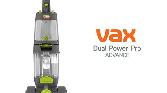 Vax WDpBE Dual Power Nettoyeur InjecteurExtracteur Gris