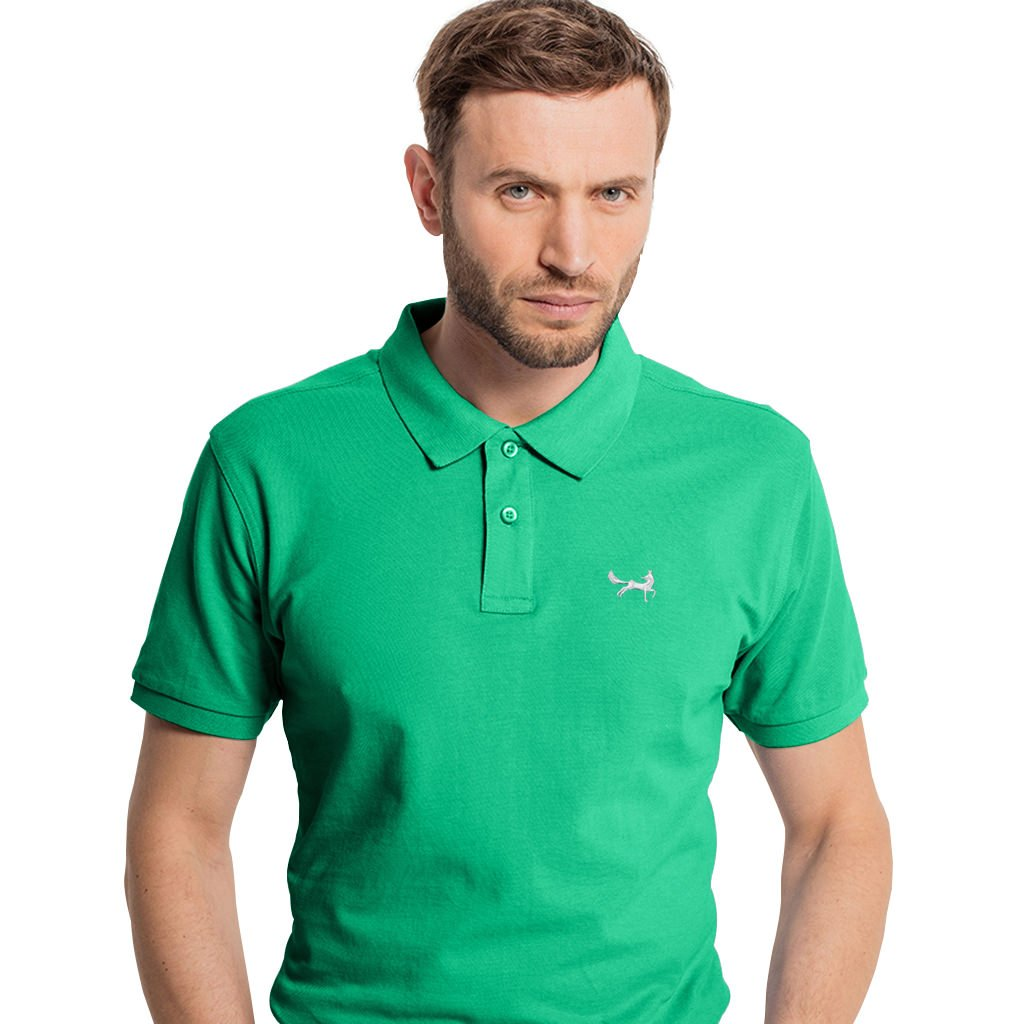 Asquith & Fox - Polo - para Hombre Verde Kelly XXX-Large: Amazon ...