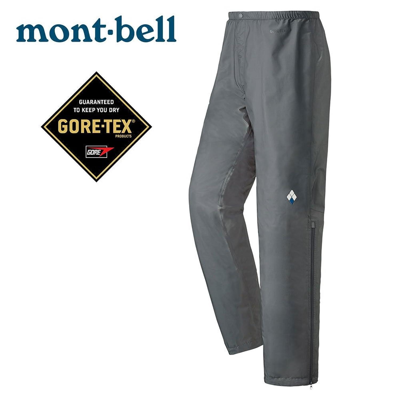 (モンベル)mont-bell ストームクルーザーパンツ Men's 1128562 B06XJV2NHX  シャドウ Medium Short